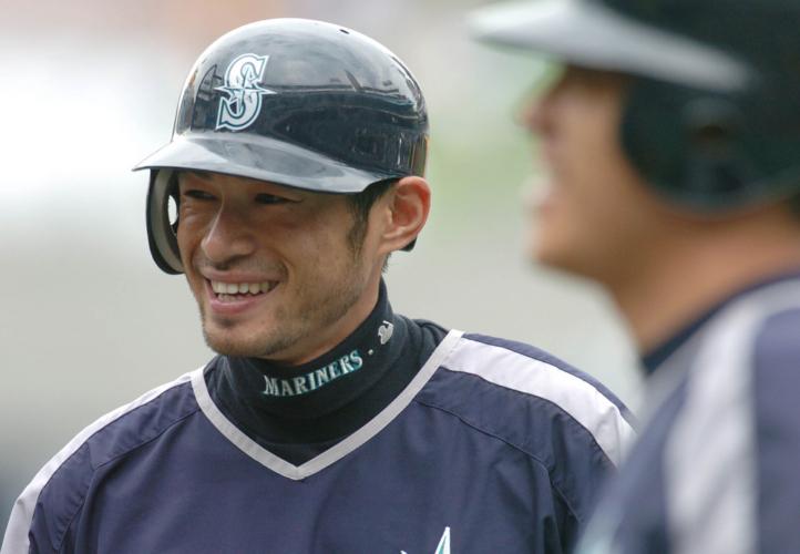 日本人野手でもメジャーで大成功を収めたイチロー選手と松井秀喜選手