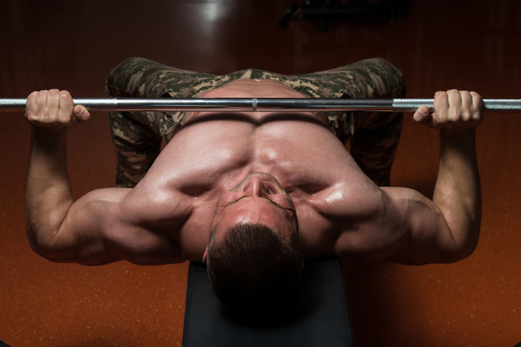 重量や回数に変化を付けることによって筋トレ効率の向上を狙う