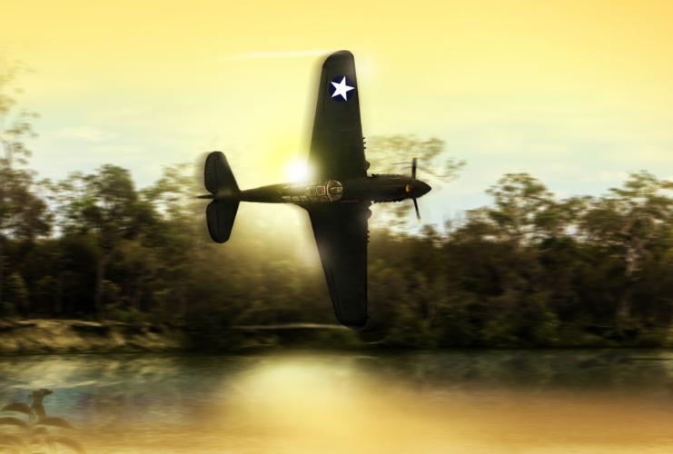 ことごとく零戦の餌食となったアメリカの戦闘機