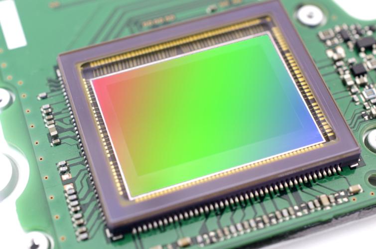 画像センサーのサイズ