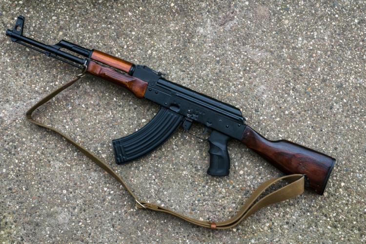 AK-47には普及には様々な背景がありました