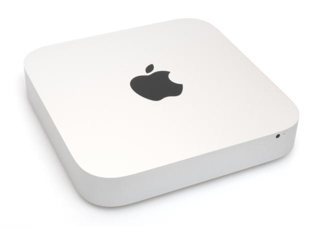 Mac miniのアップデート?