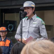 小池百合子東京都知事が新党「希望の党」を立ち上げてからというもの、どこの局でも希望の党が他を圧倒する取り上げられ方をしていたといえる