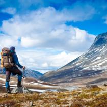 登山をする際には遭難しないように細心の注意が必要