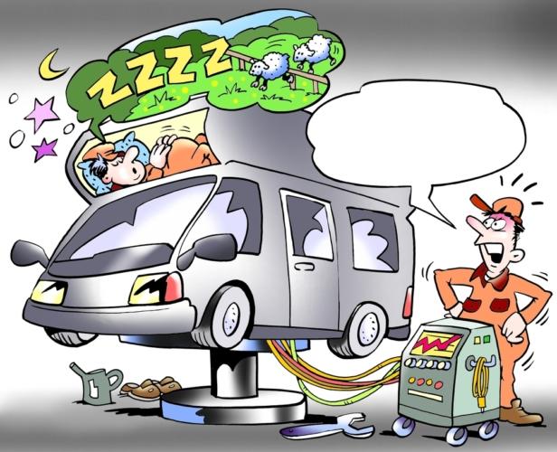 キャンピングカー旅行のデメリット