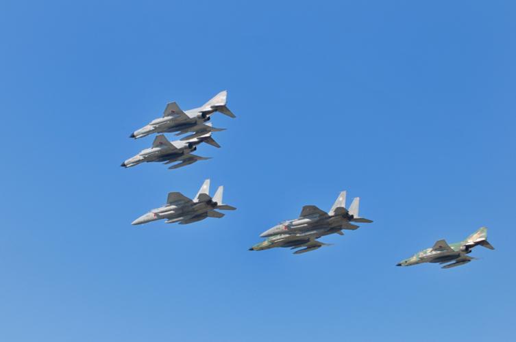 相次ぐ自衛隊機の事故とF-4ファントム