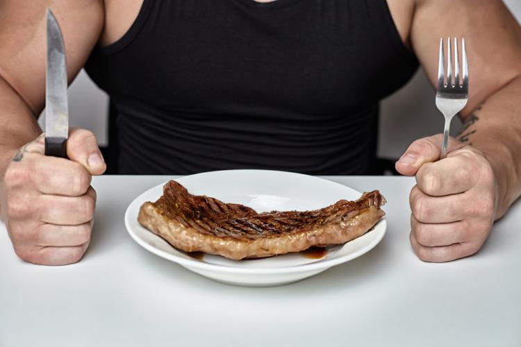 筋肉飯はシンプル・イズ・ベスト