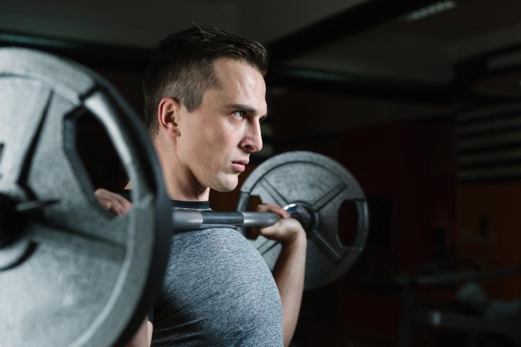 筋トレによる筋合成速度の変化