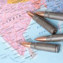 核兵器を持つインド軍