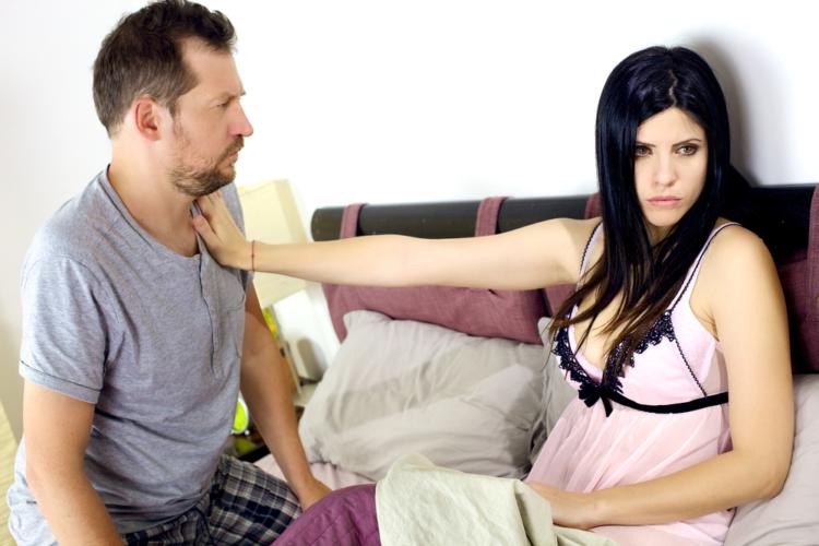 夫を生理的にムリと思う妻