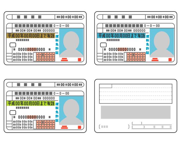 日本の運転免許制度では、交通違反を犯したときに検挙されると違反点数が加算されます