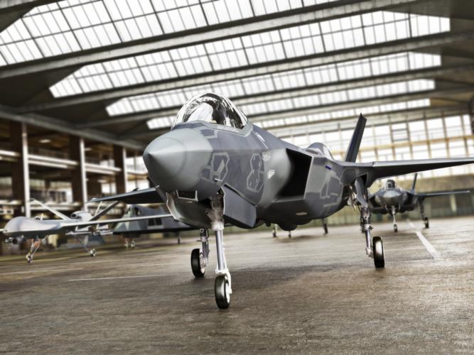 F-35Aの購入はトランプが来日したからではなく、とっくの昔に決定していたこと。