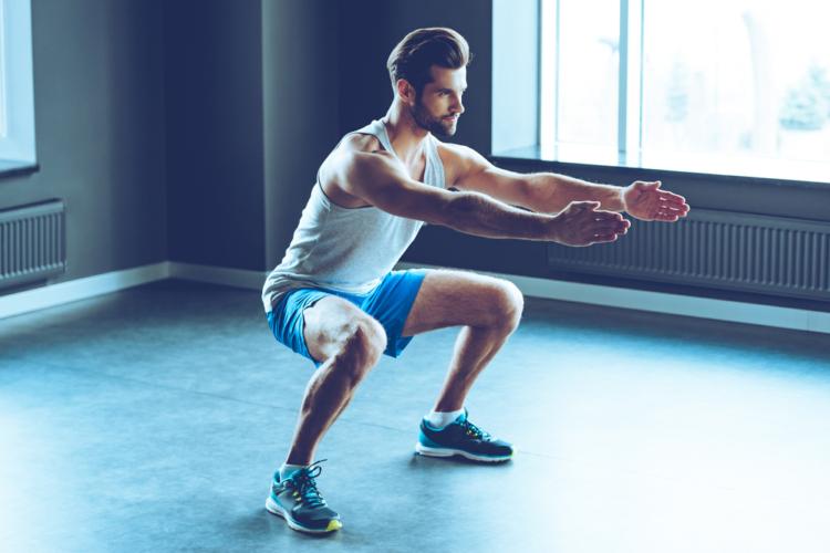 下半身の筋力簡単トレーニング法