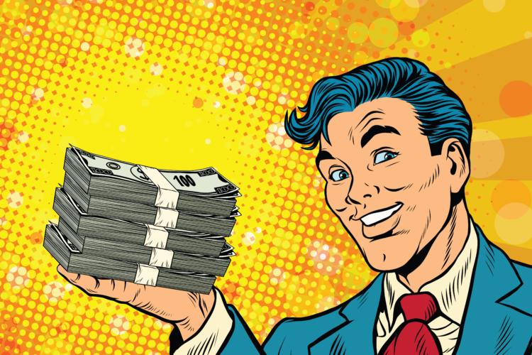 お金に関する発言