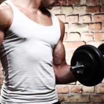 正しい努力で筋肉は完成する
