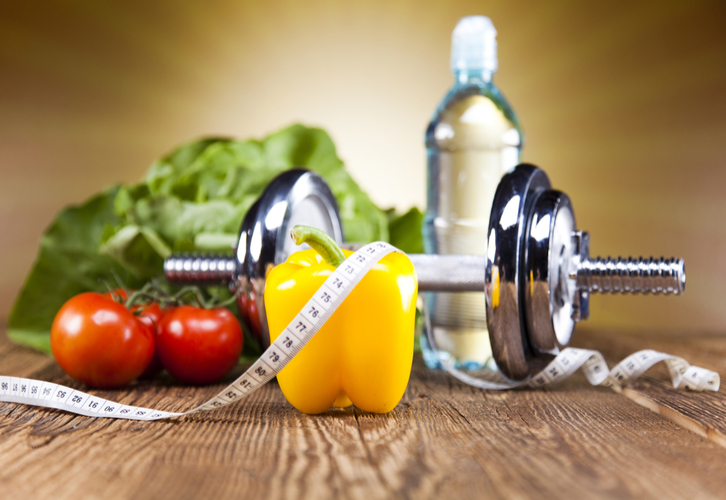 鉄則1:筋トレ・栄養・休息のバランスが大切