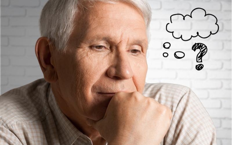 認知症の高齢者は子供と一緒?