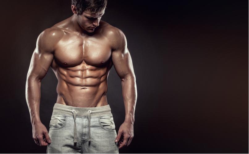 体型を変えれば急激にカッコ良くなる