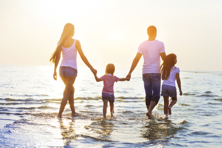 10.家族を大切にする