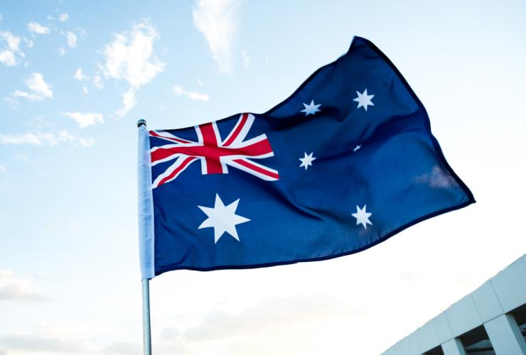 南極大陸とオーストラリア
