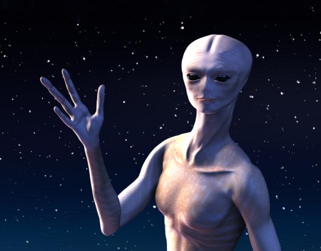 地球外知的生命体