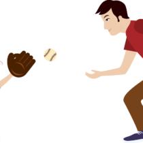 野球の難点を突く
