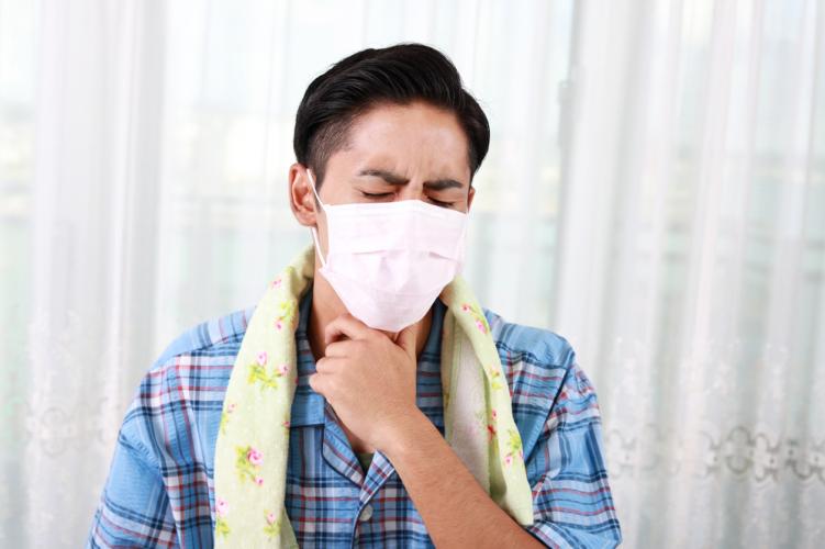 ただの風邪、アレルギーなんて思わずに…