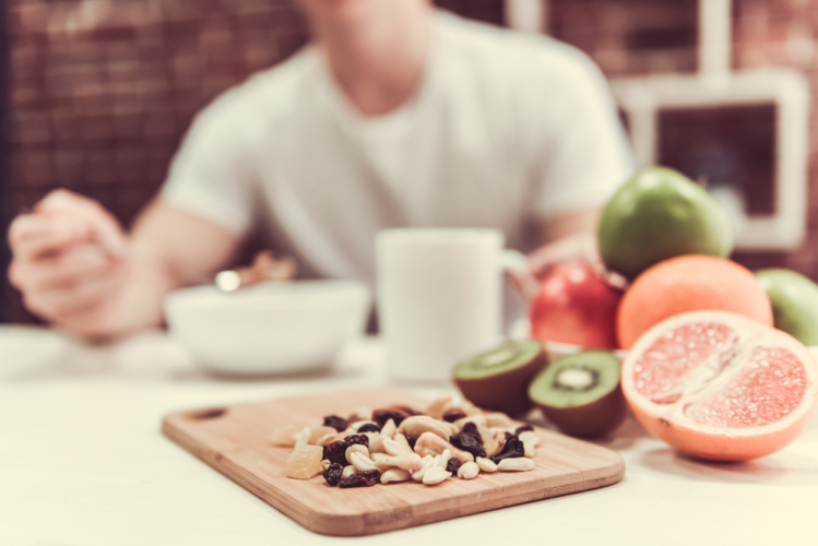 ナッツには良質の脂質、豊富なタンパク質や食物繊維が含まれている
