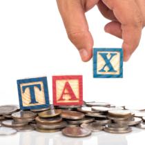 重税感が強い日本の税制