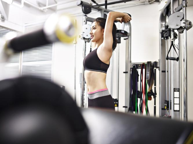 筋収縮は素早く伸展はゆっくり