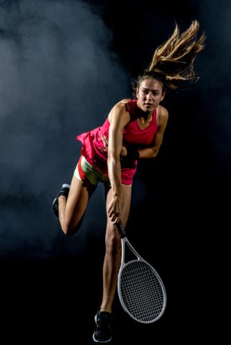 美脚ばかりの女子テニス選手