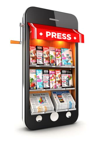 雑誌、漫画、ゲームならこのアプリ
