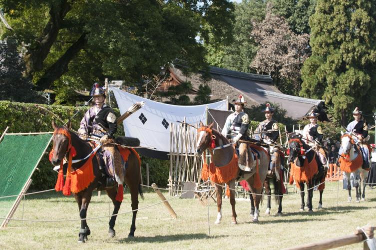 中京競馬場と桶狭間古戦場伝説地――敏感な馬には霊が見えてしまうらしい