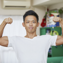 体力を維持して老化を止める!