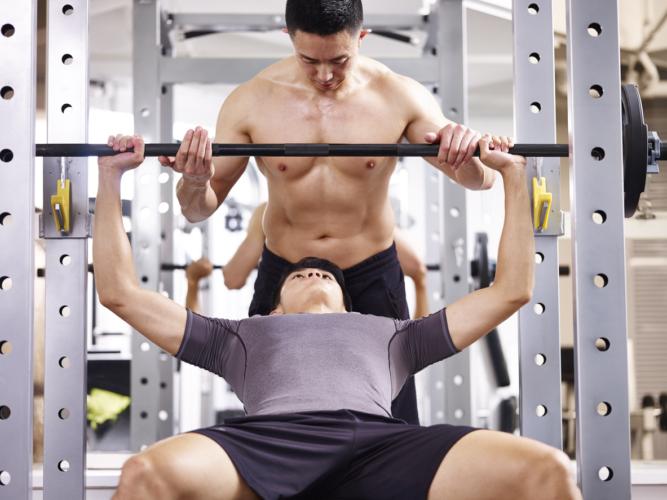 最適な筋トレ頻度とセット数