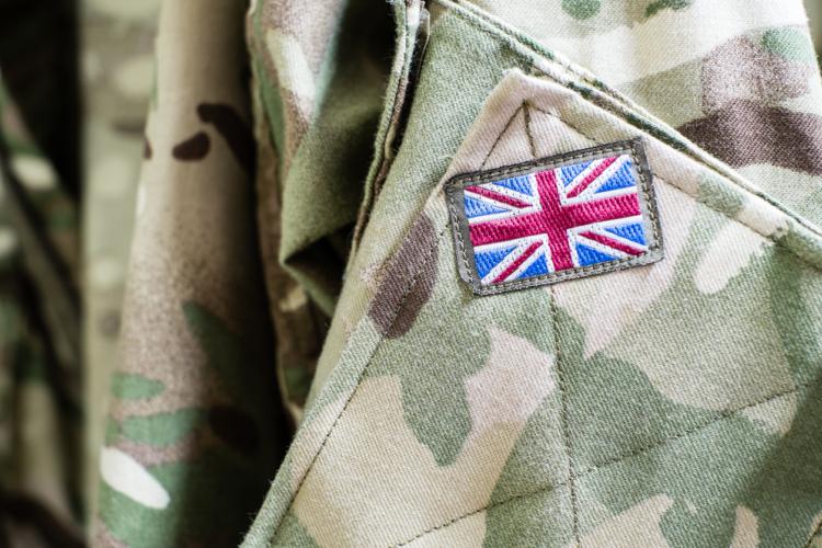 イギリスの軍事力について