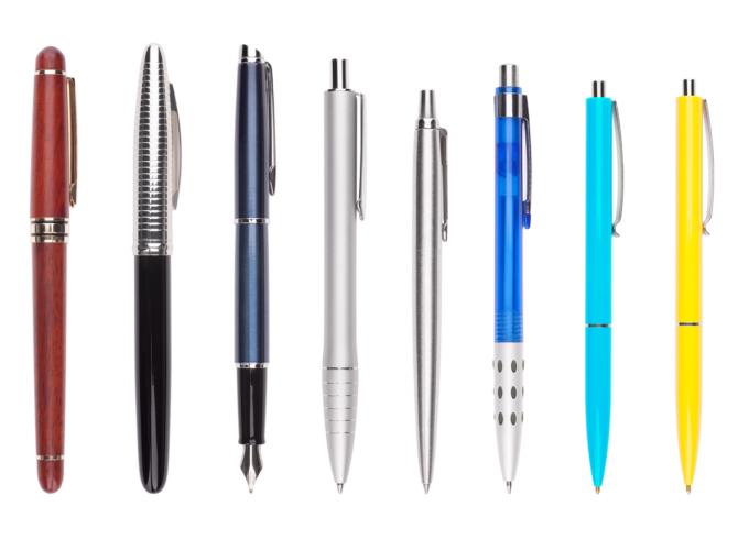 持っていて幸せを感じるペンを選ぼう