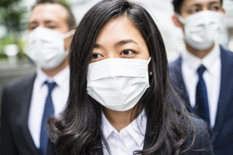 寒さ厳しくインフルエンザが猛威をふるう