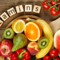 筋肉増強にもダイエットにもビタミンは必要!