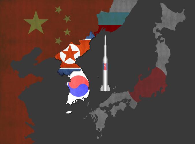 北朝鮮の核とミサイル開発が捗る感があります