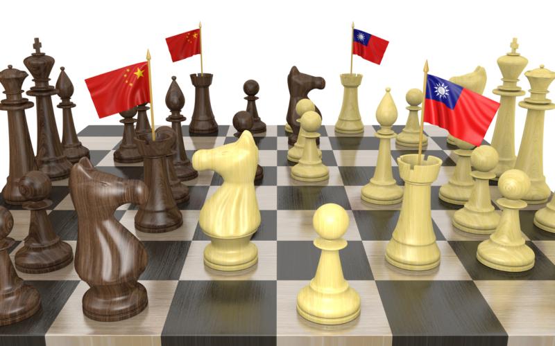台湾と中国の軍事力の差は?