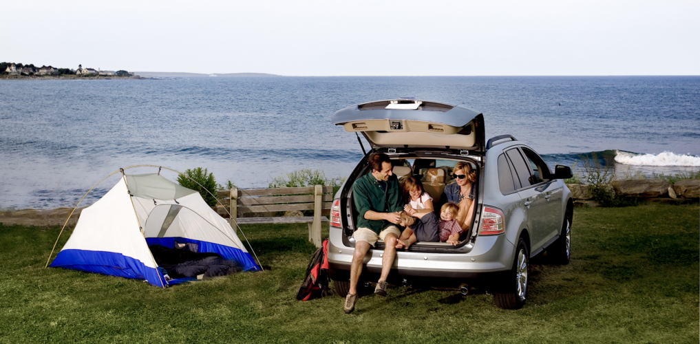 SUVを選ぶデメリット of an SUV outdoors