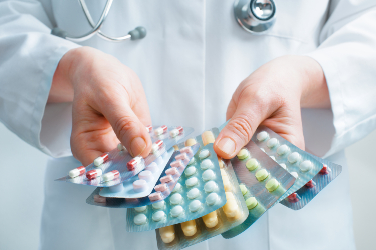 処方箋薬局との連携