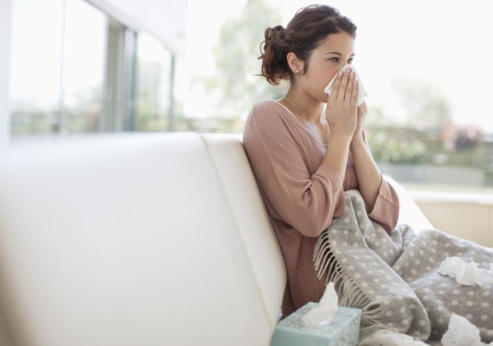 花粉症と風邪の違いは?