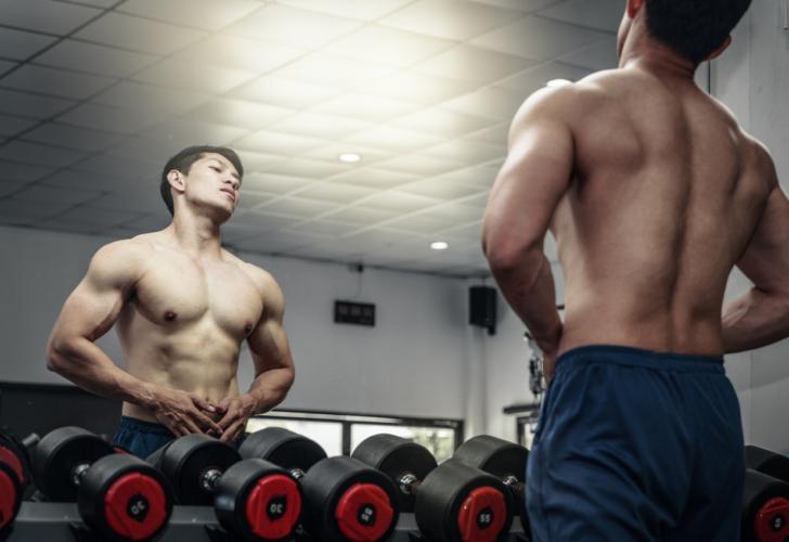 割れた腹筋は筋トレ頻度が重要