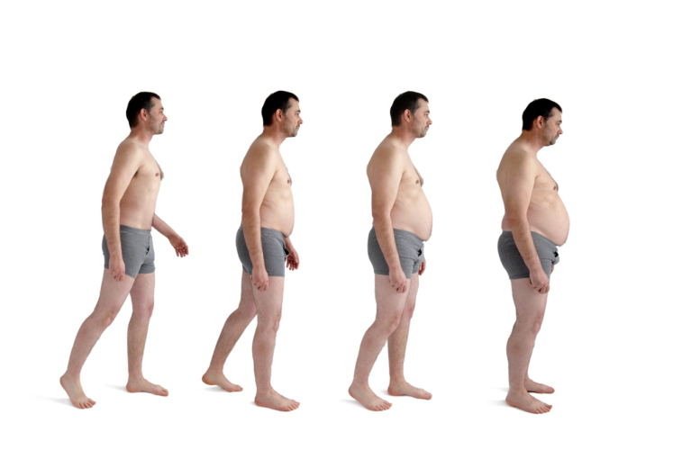 40代50代の身体の変化