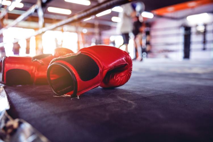 ダイエットの2kgと大いに違う、ボクシングの2kg