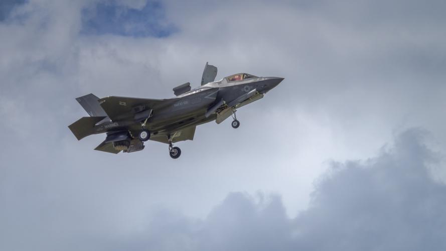 F35Bを載せても空母ではない?
