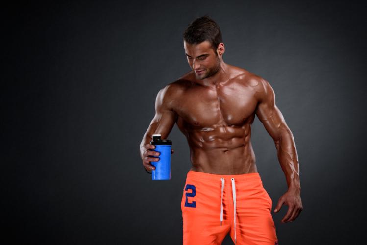 合成量はトレーニング強度と相関する