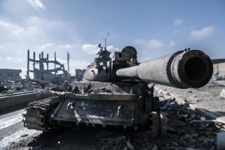 シリア内戦の原因とは?